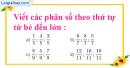 Bài 1, bài 2, bài 3  Tiết 108 trang 120 sgk Toán 4