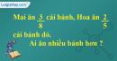 Bài 1, bài 2, bài 3 Tiết 109 trang 122 sgk Toán 4