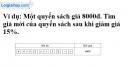 Bài 124 trang 53 SGK Toán 6 tập 2