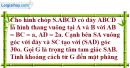 Bài 6 trang 200 SBT hình học 11