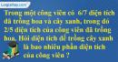 Bài 1, bài 2, bài 3 Tiết 119 trang 130 sgk Toán 4