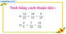 Tiết 121 Bài 1, bài 2, bài 3, bài 4 trang 131 sgk Toán 4