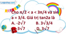Bài 6.36 trang 190 SBT đại số 10