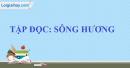 Tập đọc: Sông Hương