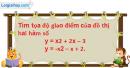 Câu hỏi 6 trang 42 SGK Giải tích 12