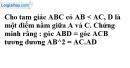 Bài 6 trang 157 Vở bài tập toán 8 tập 2