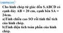 Bài 8 trang 158 Vở bài tập toán 8 tập 2