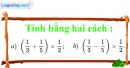 Bài 1, 2, 3, 4 trang 137 SGK Toán 4
