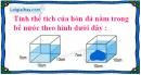 Bài 3 trang 121 sgk toán 5