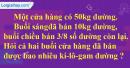 Bài 1, bài 2, bài 3, bài 4, bài 5 Tiết 130 trang 138 sgk Toán 4
