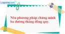 Câu hỏi 4 trang 77 SGK Hình học 11