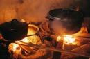 Hình ảnh bếp lửa trong bài thơ Bếp lửa
