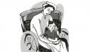 (Bài 1) Nêu suy nghĩ về tình mẫu tử trong đoạn trích Trong lòng mẹ