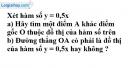 Trả lời câu hỏi 4 Bài 7 trang 70 SGK toán 7 tập 1