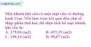 Bài 15 trang 172 SBT hình học 12