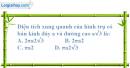 Bài 17 trang 173 SBT hình học 12