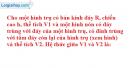 Bài 19 trang 173 SBT hình học 12