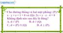 Bài 24 trang 174 SBT hình học 12