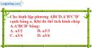 Bài 3 trang 170 SBT hình học 12
