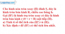 Bài 4 trang 169 SBT hình học 12