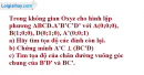 Bài 9 trang 170 SBT hình học 12