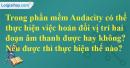 Câu 5 trang 130 Sách Giáo Khoa (SGK) Tin Học lớp 9