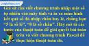 Câu 7 trang 51 SGK Tin học lớp 8