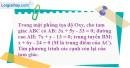 Bài 15 trang 203 SBT Hình học 10