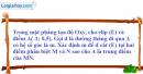 Bài 18 trang 203 SBT Hình học 10