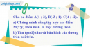 Bài 3 trang 201 SBT Hình học 10