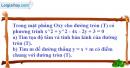 Bài 5 trang 201 SBT Hình học 10