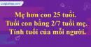 Bài 1, bài 2, bài 3 Tiết 142 trang 151 sgk Toán 4