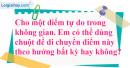 Câu 5 trang 115 SGK Tin học 8