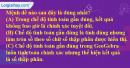 Câu 7 trang 122 SGK Tin học 7