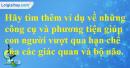 Câu 6 trang 9 SGK Tin học 6