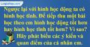 Câu 11 trang 133 SGK Tin học 7