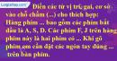 Câu 4 trang 40 SGK Tin học 6