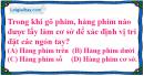 Câu 7 trang 41 SGK Tin học 6