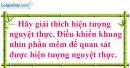 Câu 3 trang 50 SGK Tin học 6