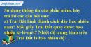 Câu 5 trang 50 SGK Tin học 6
