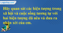 Câu 3 trang 65 SGK Tin học lớp 6