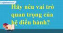Câu 7 trang 65 SGK Tin học 6