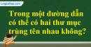 Câu 6 trang 74 SGK Tin học 6