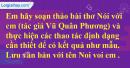 Câu 1 trang 121 SGK Tin học lớp 6