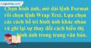 Câu 4 trang 137 SGK Tin học 6