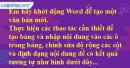 Câu 2 trang 142 SGK Tin học lớp 6