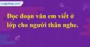 B. Hoạt động ứng dụng - Bài 28C: Ôn tập 3 - VNEN Tiếng Việt 4