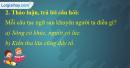 B. Hoạt động thực hành - Bài 33A: Lạc quan, yêu đời