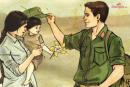 """Suy nghĩ về đời sống tình cảm gia đình trong chiến tranh qua truyện ngắn """"Chiếc lược ngà"""" của nhà văn Nguyễn Quang Sáng"""