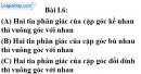 Bài I.6, I.7, I.8, I.9, I.10 phần bài tập bổ sung trang 116, 117 SBT toán 7 tập 1